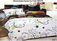 Комплект постельного белья Le Vele сатин MONY