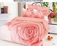 Комплект постельного белья Le Vele сатин STARS