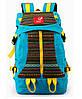 Выразительный городской рюкзак 21 л. MCJH 7025-13 голубой