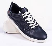 Мужские кожаные кроссовки, от 40 до 45 р-ра