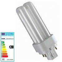 Лампа OSRAM DULUX D/E 10W/835 G24q-1