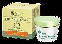 Крем с экстрактом зеленого чая-интенсивное увлажнение для сухой и чувствительной кожи-Cream-Intensive, 50 мл