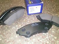 Тормозные колодки передние Daewoo Lanos / ЗАЗ Ланос 1.6 (Hi-Q)