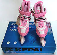 Детские роликовые коньки KEPAI F1-B1