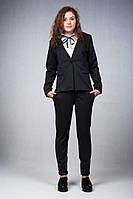 Школьный пиджак для девочки подростка ТМ Фея