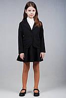 Школьный пиджак для девочки младшего школьного возраста