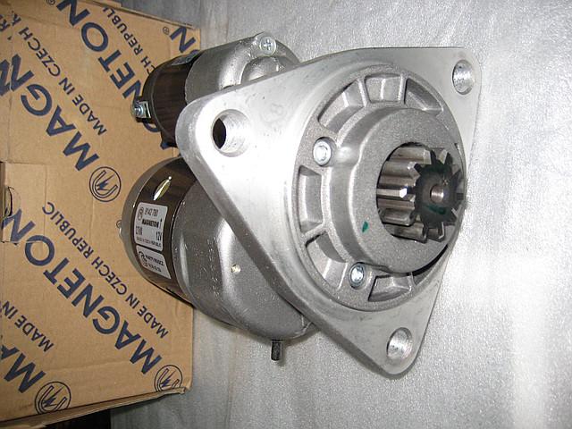 Ремонт бендикса стартера магнетон двигателя Д240-245.