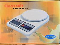 Весы кухонные электронные SF-400 10 кг 1г