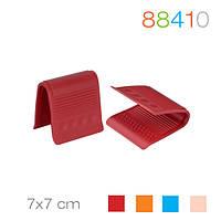 Набор силиконовых прихваток SilicoFlex (2 шт.), 7x7cм Granchio 88410