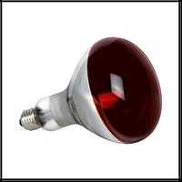 Лампа инфракрасная ИКЗК 250 Вт Е27 Искра