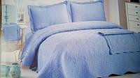 Легкое одеяло с наволочками из ткани полистан