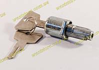 Личинка замка двери ЗАЗ 968 Запорожец,1 личинка+2ключа