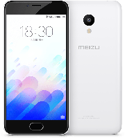 MEIZU M3 Octa core 2+16GB white, фото 1