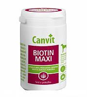 Canvit BIOTIN MAXI Кормовая добавка для шерсти (собаки) 500г (166таб)