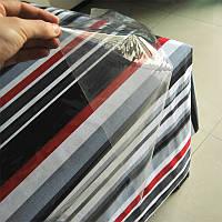 Прозрачная клеенка для защиты кухонной мебели, тканевых скатертей на столах, подоконников и др.