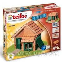 Конструктор Дом с черепичной крышей Teifoc