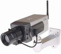 Муляж камеры видеонаблюдения DUMMY CAMERA WIRELESS