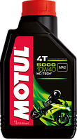 Масло моторное Motul 5000 4t 10w40 1л