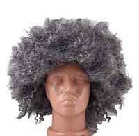 Карнавальный парик «Седой»