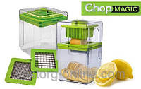 Овощерезка Magic chopper, Овощерезка Chop Magic, терки, овощерезки,Многофункциональная овощерезка,Измельчитель