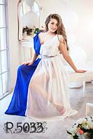 Легкое длинное платье  НТ 1001 -NW