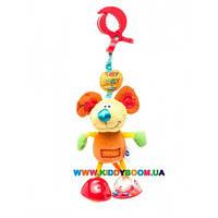Игрушка-подвеска на зажиме Мышка Playgro 101141