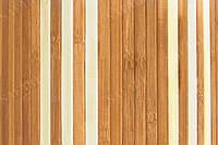 Бамбуковые обои темно-светлые 8/6 мм, ширина 150 см.