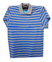 Мужская футболка  (Батал)