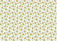 Ткань ситцевая детская Тейково наб.р.18638/1 Ш.95см. пл 105г/кв.м. арт 5528