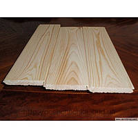 Вагонка сосна двухсторон.85х12 -3,0м(0,255кв.м/шт)