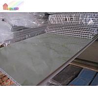 Панель пластиковая 250х8х6000мм Мрамор салатовый