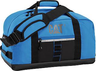 Надежная дорожно-спортивная сумка CAT 82964;175, голубая, 32 л.
