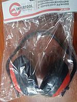 SP-0024  Наушники шумопонижающие с пластм дужками