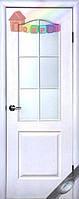 Дверное полотно полуостекленное + стекло 70