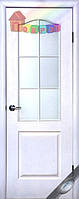 Дверное полотно полуостекленное б/стекла 70