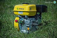 Бензиновый двигатель Sadko GE-200 (6,5 л.с., шпонка 19 мм)