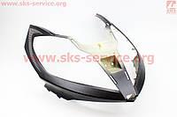Пластик - передний верхний  где фара   на скутер   Viper - MATRIX 50 сс