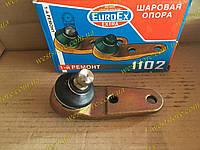 Шаровая опора Заз 1102,1103,Таврия Славута 1 ремонт(+0.5мм) Extra/EuroEx