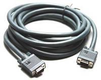 Кабель VGA на VGA (Вилка — Вилка)