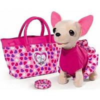 Интерактивная Собачка Chi Chi Love Showstar Delux 5890619 на польском языке