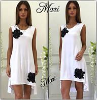 Красивое черное платье (арт. 312355678)