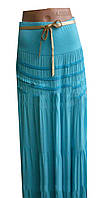 Женская юбка  Норма в пол