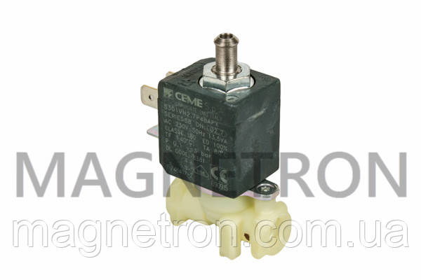 Клапан электромагнитный для кофеварок DeLonghi 5301VN2 5213218381, фото 2