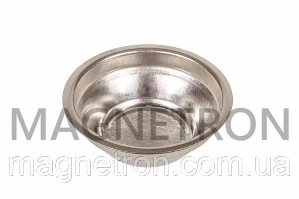 Фильтр-сито на одну порцию для кофеварок DeLonghi 607836, фото 2