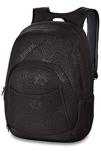 Черный женский рюкзак с рисунком для прогулок Dakine EVE 28L ellie 610934962109