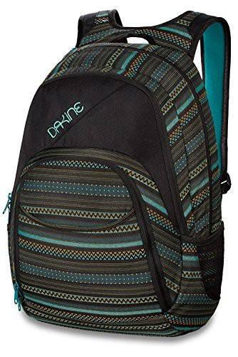 Красивый городской женский рюкзак в полоску Dakine EVE 28L mojave 610934962116 разноцвет