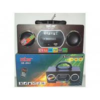 Радиоприемник с аккумулятором Star SR-8962 mp3, sd, aux, пульт