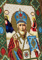 Икона Николай Чудотворец. Набор алмазной техники
