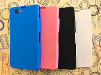 TPU чехол для Sony Xperia Z1 Compact D5503 (4 цвета)