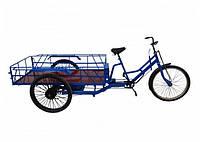 Велосипед грузовой трехколесный Volta Карго